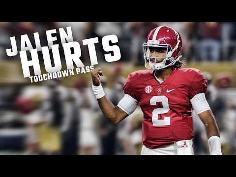Watch Jalen Hurts