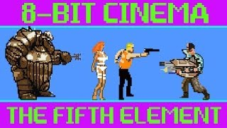 The Fifth Element - 8 Bit Cinema