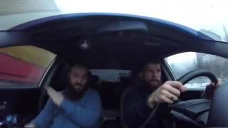 Автошкола. Уроки вождения N6. Сыроедение.