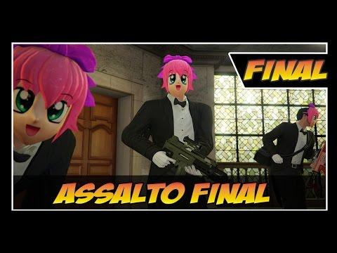 GTA V Online - HEISTS - #24 - Pacific Standard  - GRANDE FINAL!!