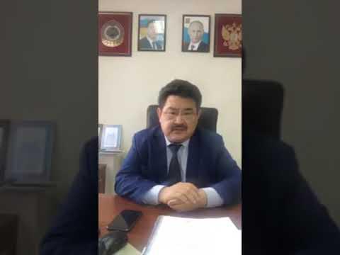 Прямой эфир с Министром образования и науки Республики Калмыкия Николаем Манцаевым