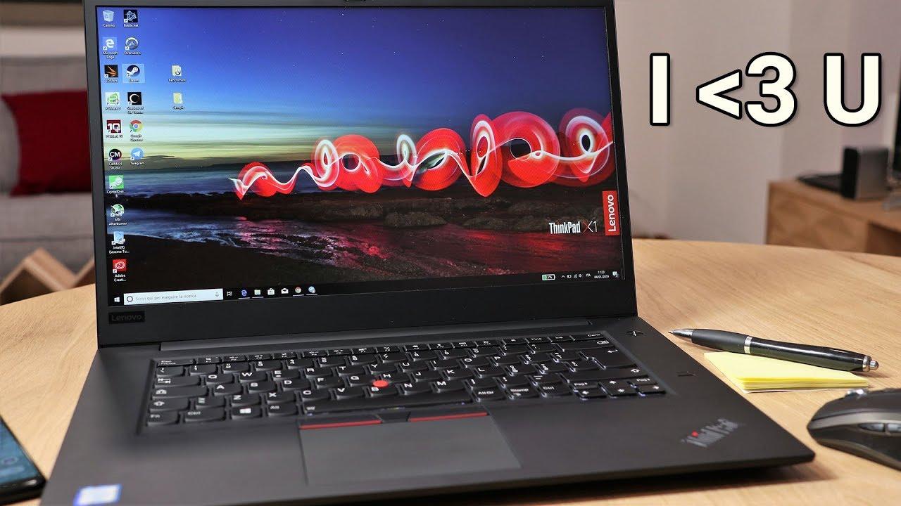 Al CES Lenovo presenta ThinkPad X1 Carbon e ThinkPad X1 Yoga