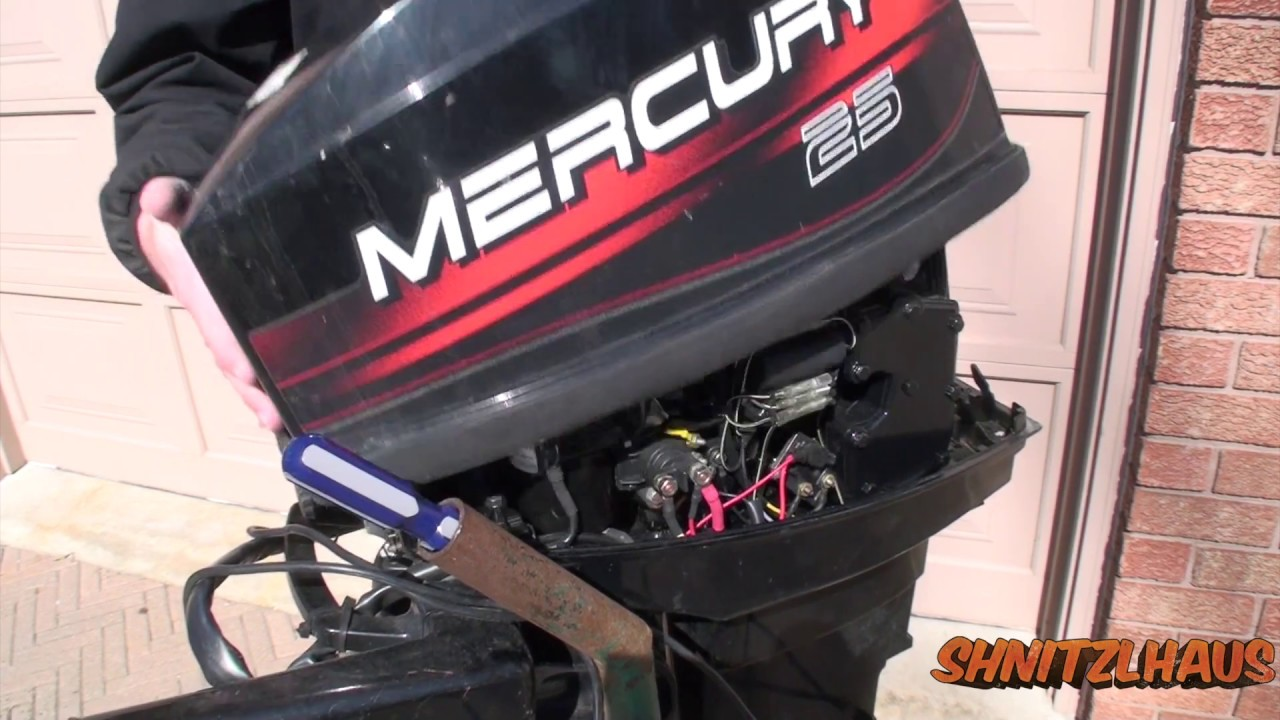 small resolution of 2 stroke mercury 25hp carburetor removal