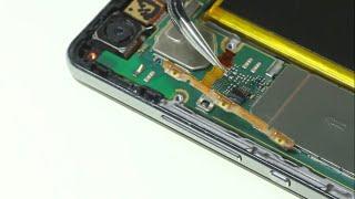 Huawei P8 Lite Power&Volume Button Flex Repair Guide