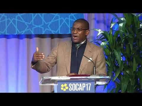 SOCAP17 - AJ Jones II, Chief of Staff, W.K. Kellogg Foundation