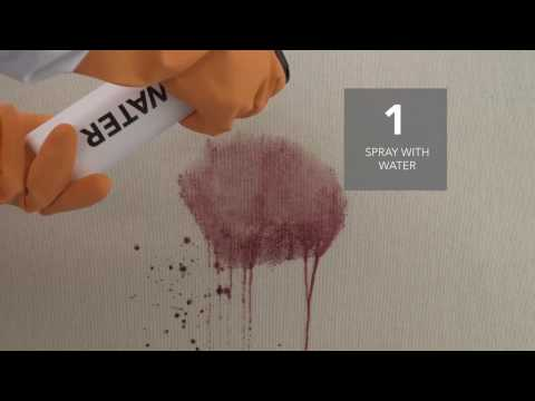 How To Clean Dried Red Wine Stains