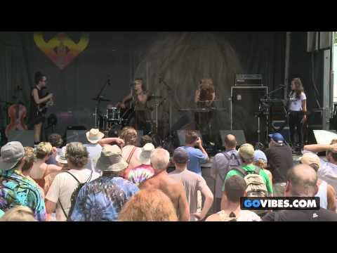 "von Grey performs ""When In Rome"" at Gathering of the Vibes Music Festival 2013"