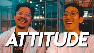 kenapa attitude lo penting saat kerja levelup 2