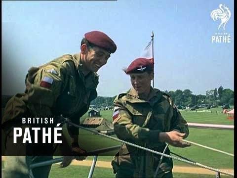 Buller Barracks Last Ever Army Parade Youtube