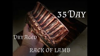 35 Day Dry Aġed Rack Of Lamb | Experiment | Too Long? | La Famiglia