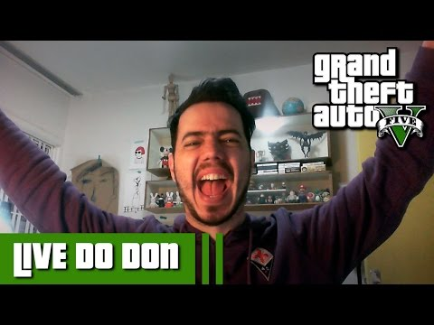 GTA 5 (PC) - Live do Don #102