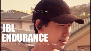 JBL Endurance Peak Truly Wireless Earphone - REVIEW