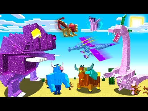 MINECRAFT MYTHICAL CREATURE APOCALYPSE!