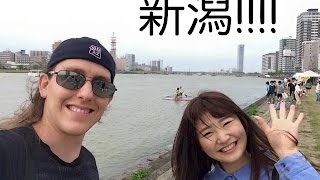 Prefecture No. 30- NIIGATA ADVENTURE (With my Japanese Friend!) | Sea, Wedding, Food!