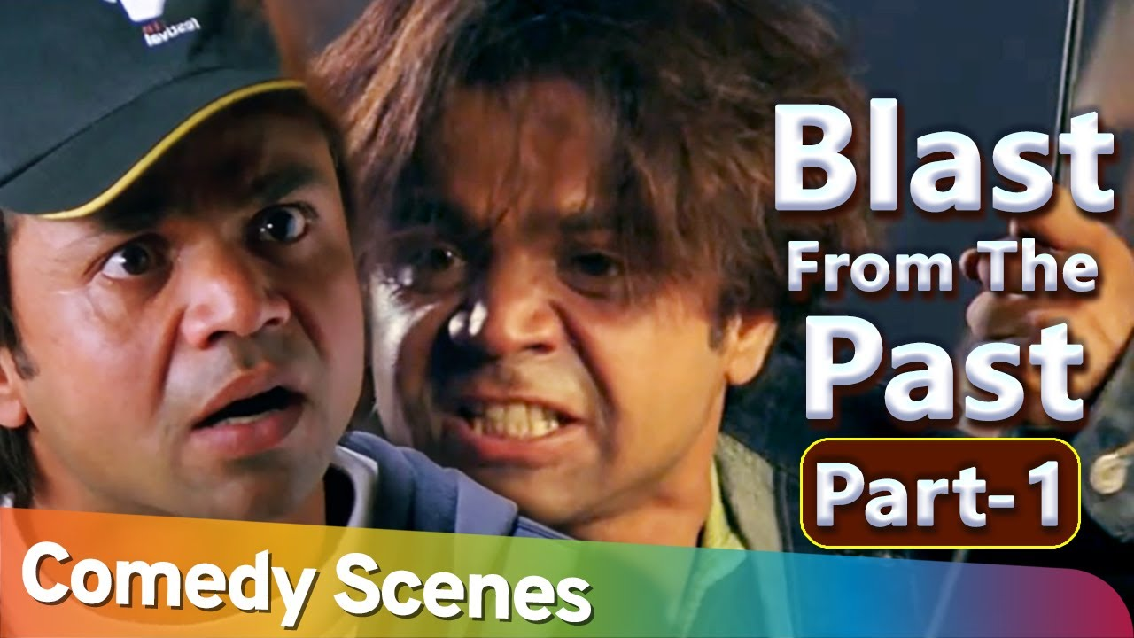 Blast from the Past | Back To Back Best Scenes of Rajpal Yadav - Dhol  & Bhagam Bhaag | Part 1