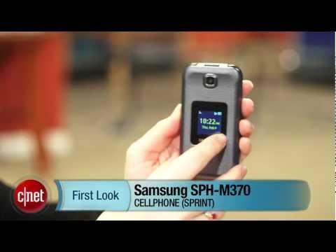 Samsung SPH-M370 (Sprint)