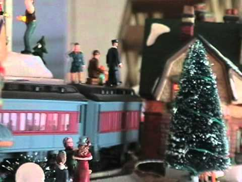 Polar Express Christmas Train  & Believe