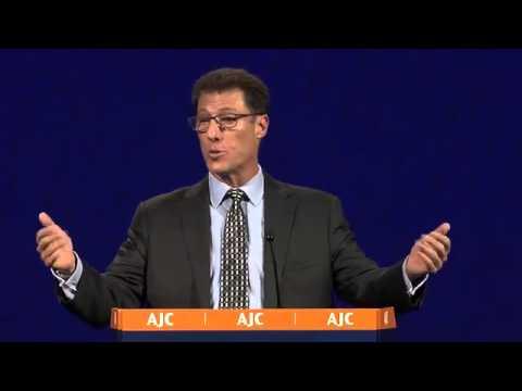 AJC Global Forum State of the Jewish World Address by Dr  Daniel Gordis