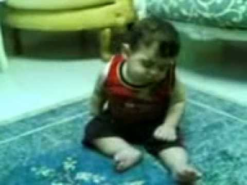 Video Bayi Lucu - Udah Ngantuk Berat Coy
