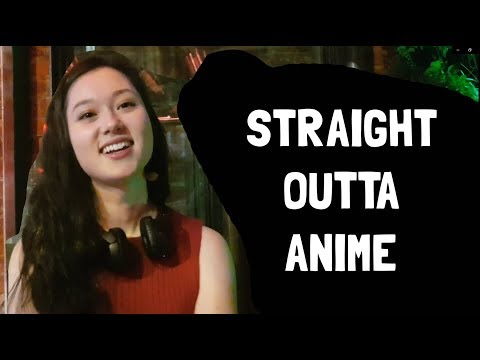 STRAIGHT OUTTA ANIME | MC#6 W/ ALISA [CAROLE AND TUESDAY'S ANGELA SINGING VOICE]