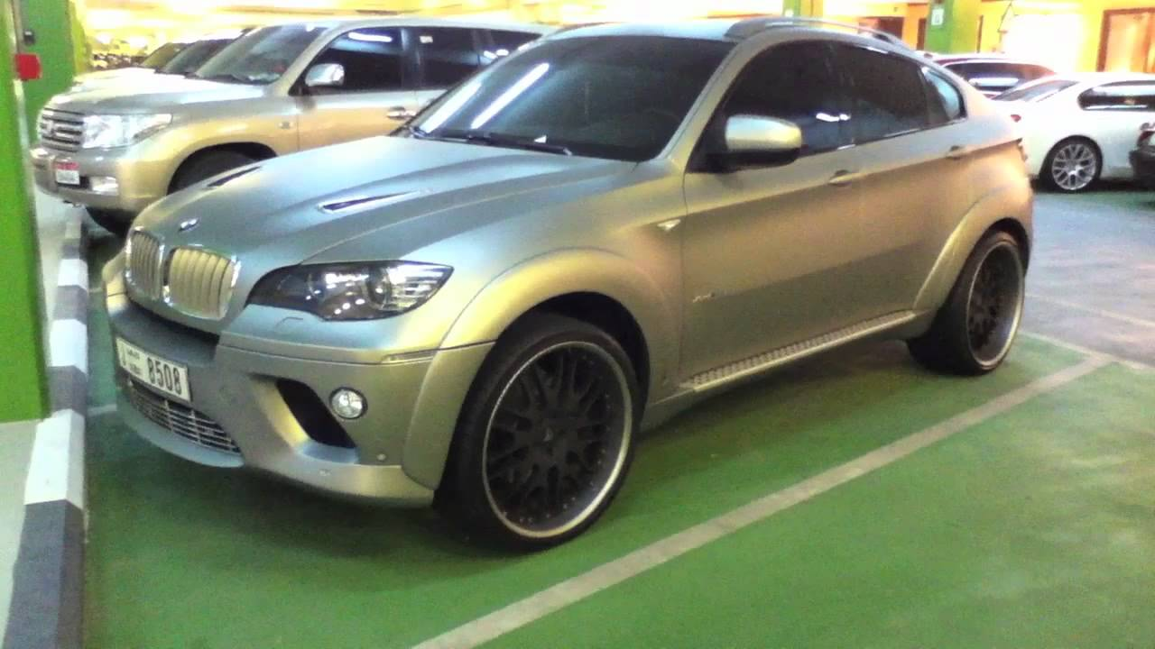 Matte Grey Bmw X6 Youtube
