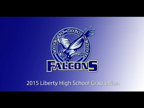 2015 Liberty High School Graduation Ceremony, Hillsboro School District