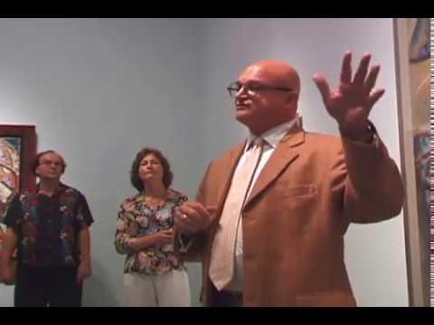 Richard Cytowic Gallery Talk at Hirshhorn