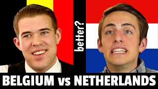 Baixar Living in the Netherlands vs Living in Belgium