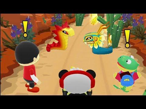 Tag with Ryan - Red T-Shirt Ryan vs Dash Tag - Quetzalcoatl vs King
