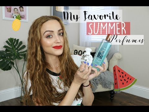 Download Youtube: Perfume Haul + Must Have Summer Scents!