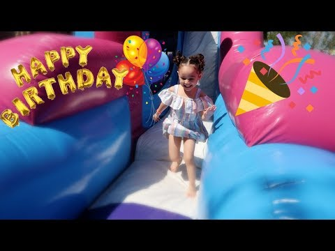 VIOLET CELEBRATES HER BESTIES BDAY!! (ELLE'S 2ND BDAY)