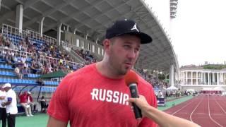 Александр Лесной - Чемпион России 2017