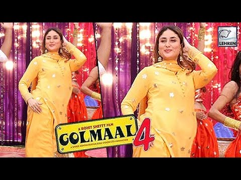 Pregnant Kareena Kapoor Doing ITEM SONG?  | LehrenTV