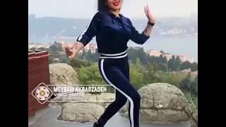 رقص نیلی افشارونیکتا مختاری