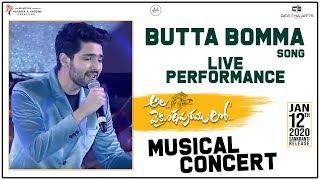 Download lagu Butta Bomma Live Performance @ Ala Vaikunthapurramuloo Musical Concert | Armaan Malik, Thaman