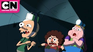 Clarence | The Tunnel | Cartoon Network