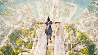 10 HIGHEST Points You Can Jump From In Open World Games