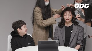 Download lagu 영화 캐릭터를 만난 아이들의 반응 (Feat.이솜) | ODG