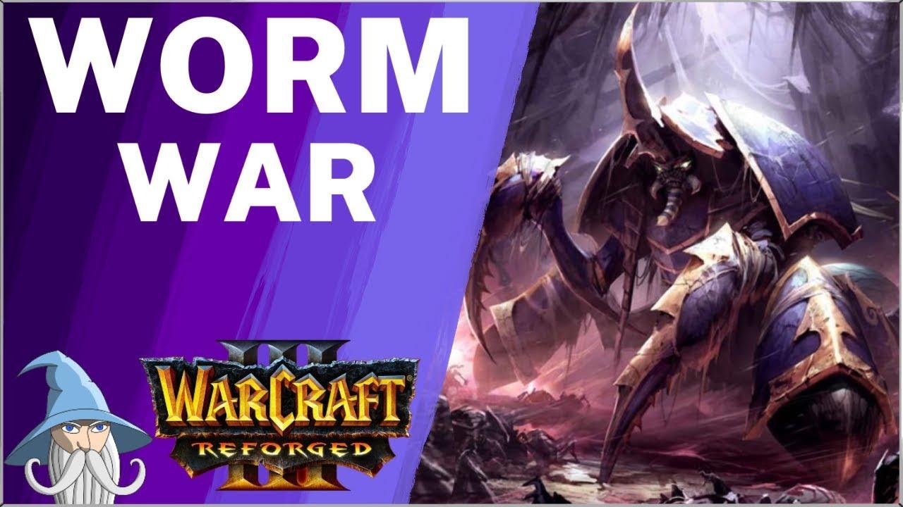 Worm War   Custom Map   Warcraft 3 Reforged Beta