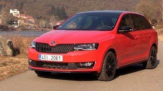 Test Škoda Rapid Spaceback 1,0 TSI | Atraktivní Monte Carlo