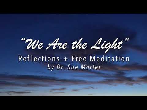 Winter Solstice Meditation with Dr. Sue Morter