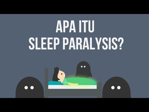Apa Itu Sleep Paralysis?