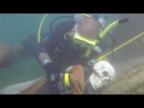 Public Safety Underwater Body Recovery Specialist