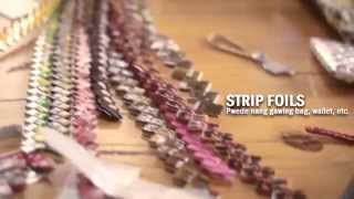 Strip Foil Making As Livelihood