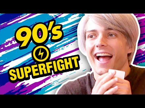 TOTALLY 90'S SUPERFIGHT (Board AF)