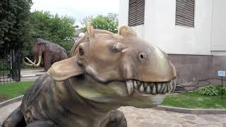7 чудовищных вымерших монстров! Животный мир динозавров