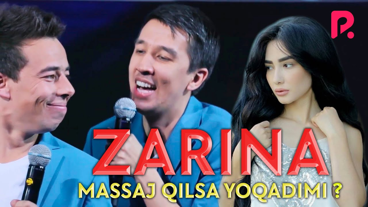 Million jamoasi - Zarina massaj qilsa yoqadimi ? | Миллион жамоаси - Зарина массаж килса ёкадими ?
