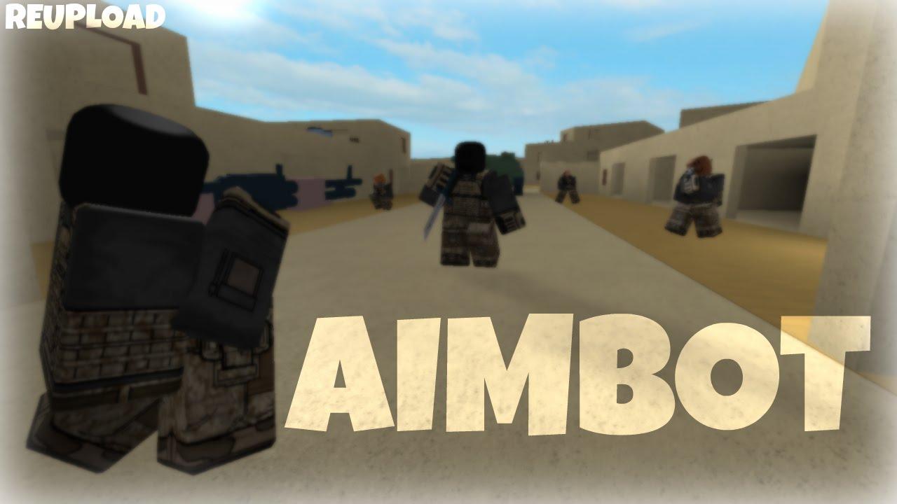 Aimbot Forces Phantom Forces Beta Youtube