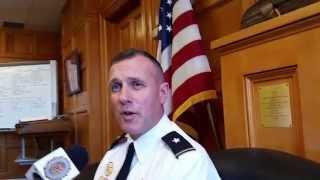 BG John Thomson, Commandant at USMA