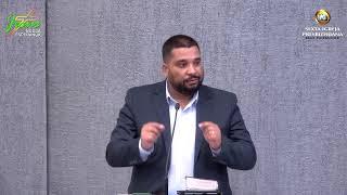 """1 Pedro 1.6-9 """"A viva esperança da salvação na experiencia diaria""""- Pr. Antônio Dias 14-02-2021"""